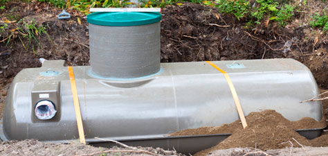 Is It Time to Pump Your Septic Tank?