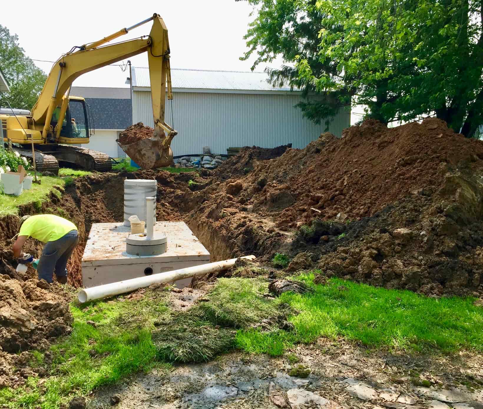 How to Prepare Your Home for Septic Tank Installation
